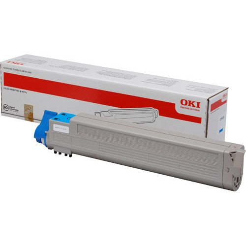 OKI ES9431/ES9541 Black Toner Cartridge (38,000 pages) - 45536512