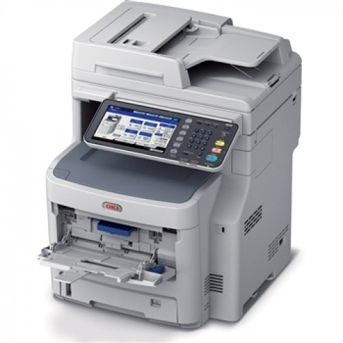 OKI MC780dfn fax A4 Colour Multifunction LED Printer