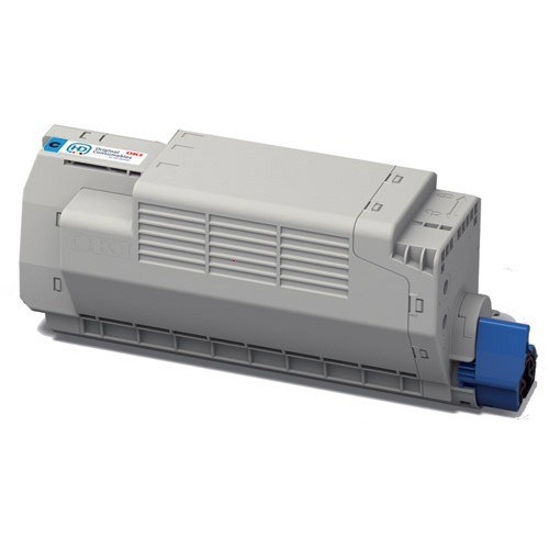 OKI MC780 High Capacity Cyan Toner (11,500 pages) - 45396203