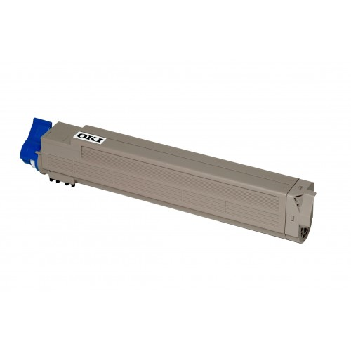 Oki C9655 Cyan Toner Cartridge - 43837131 - Compatible