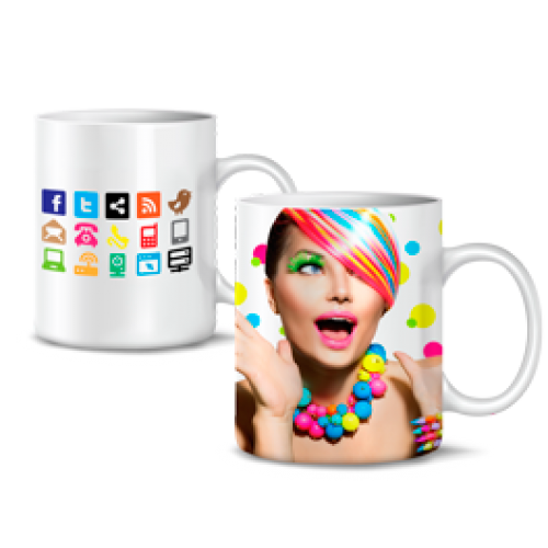 X-Press OnDemand FAB Laser/Sublimation Printable Mugs  - 36 Pack